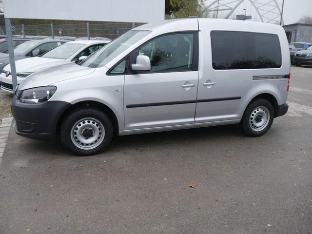 Volkswagen Caddy      1.6 TDI BMT TRENDLINE KURZER RADSTAND * AHK COOL & FIND-PAKET WASSERZUSATZHEIZUNG