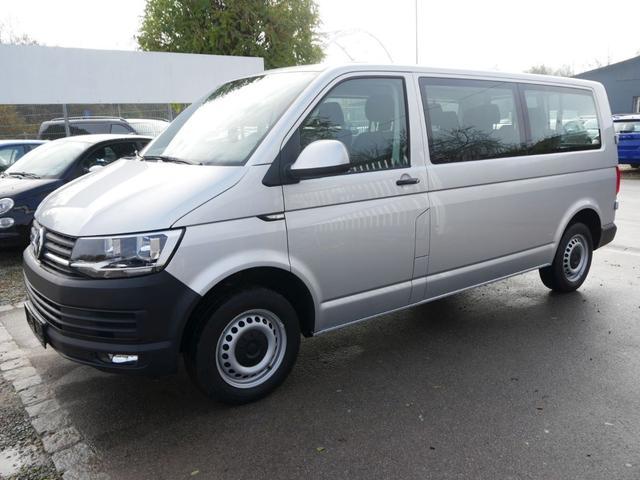 Gebrauchtfahrzeug Volkswagen T6 Transporter Kombi 2.0 TDI DPF 4MOTION * LR AHK PDC 9-SITZER SHZG APP-CONNECT -