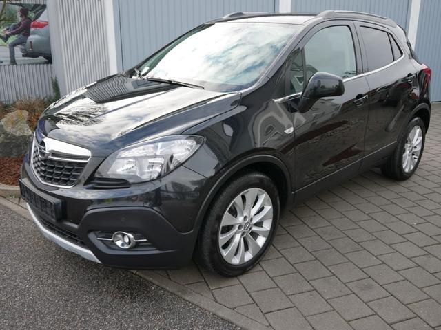 Opel Mokka      1.6 CDTI DPF INNOVATION 4x4 * AHK NAVI WINTERPAKET 18 ZOLL PDC SITZ-& LENKRADHEIZUNG