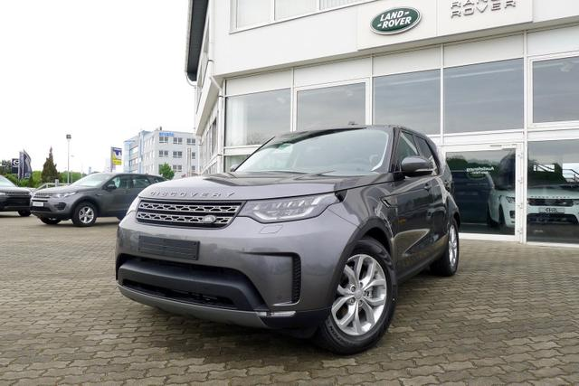 Land Rover Discovery - 3.0 TD6 SE 7 Sitze / AHK LED