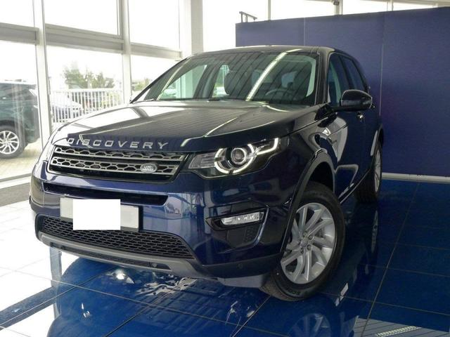Land Rover Discovery Sport - TD4 150 PS Automatik SkyView