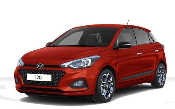 Hyundai i20 - Select 1.2/55 kW (75 PS)