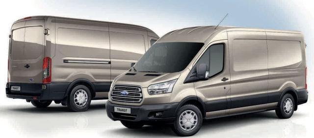 Ford Transit - 350 L2H2 VA Trend