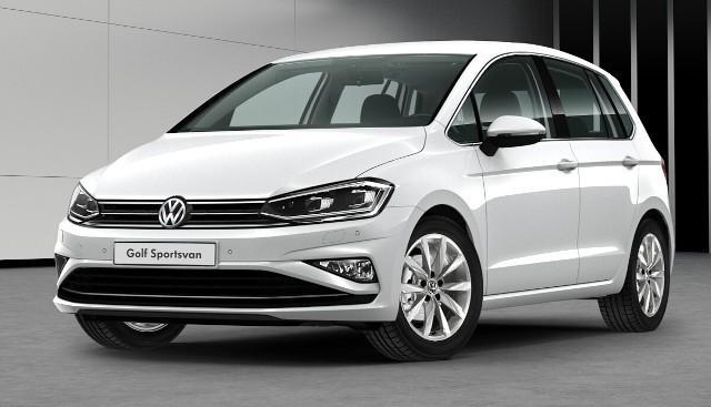 Volkswagen Golf Sportsvan - 1.0 TSI Join Navi ACC Sitzhei