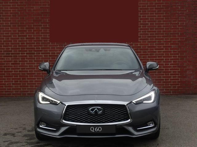 Infiniti Q60 - S 2.0t Coupe Aut. Automatik - Sport