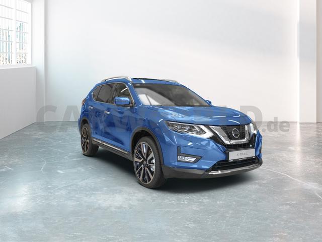 Nissan X-Trail - 1.6 DIG-T Schaltgetriebe - Tekna