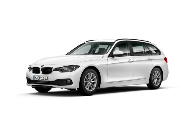 BMW 3er 320iA Touring Advantage Navi LED