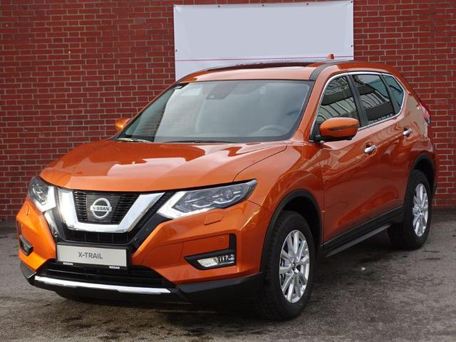 Nissan X-Trail - 1.6 dCi ALL-MODE 4x4i Acenta