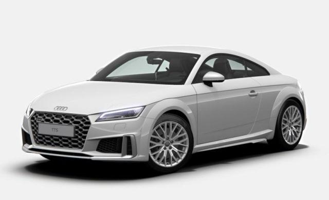 Audi TTS Coupé TFSI 225(306) kW(PS) S tronic