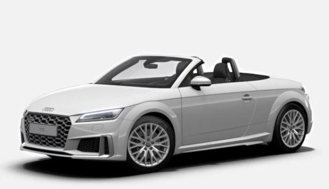 Audi TTS Roadster TFSI 225(306) kW(PS) S tronic