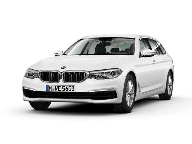 BMW 5er 520d Touring Sport Line Head-Up DAB LED RTTI EURO 6