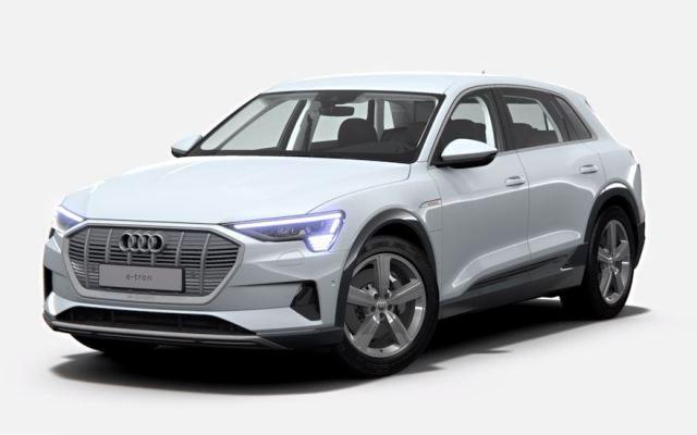 Audi e-tron - advanced 55 quattro Navi PDC LED 20Zoll LM Bluetooth