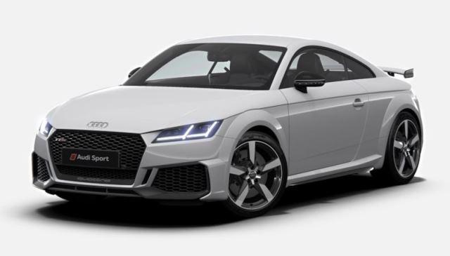 Audi TT RS - Coupé 294(400) kW(PS) S tronic