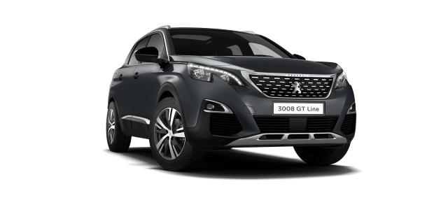 Peugeot 3008 SUV - Allure inkl. GT-Line-Paket PureTech 130 STOP & START
