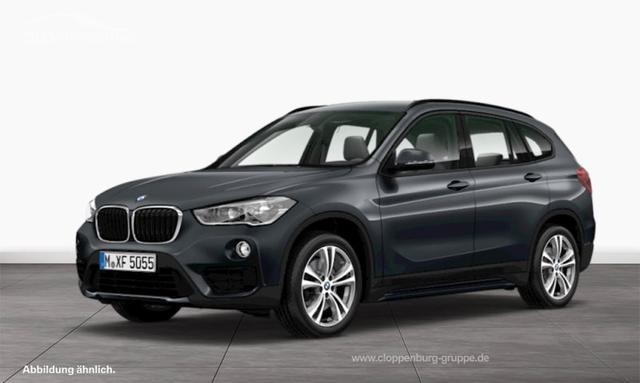 BMW X1 xDrive20d Sport Line LED Navi Tempomat Shz