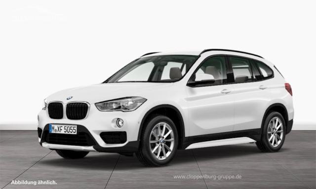 BMW X1 - sDrive18d Sport Line HiFi LED WLAN RFK Navi