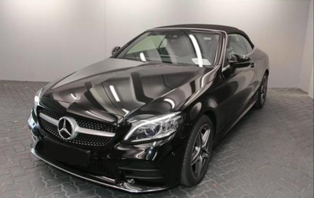 Mercedes-Benz C-Klasse - C 180 CABRIO AMG AIRSCARF GARMIN® LED KAMERA KEY