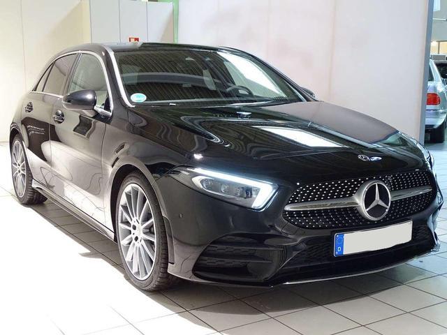 Mercedes-Benz A-Klasse - A 180 AMG LED Widescreen MBUX AR W177 KAMERA PTS