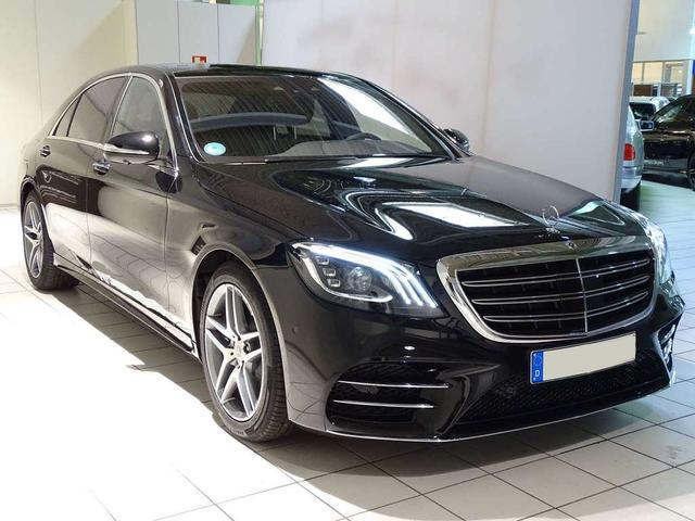 Mercedes-Benz S-Klasse - S 500 LANG AMG COMAND MULTIBEAM LED AIRMATIC PAN