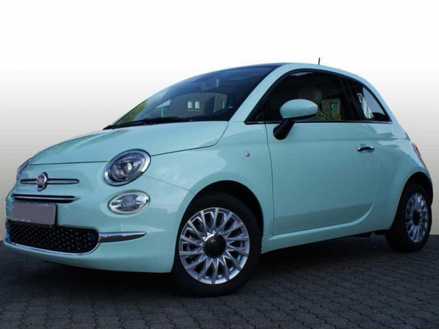 Fiat 500 - 1.2 Lounge Klima Navi Panoramadach Bluetooth
