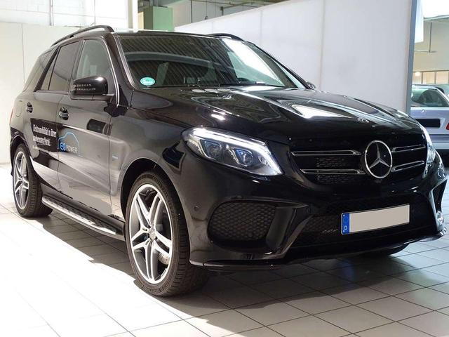 Mercedes-Benz GLE - 500 e 4M AMG COMAND LED NIGHT AHK DISTR KEYL