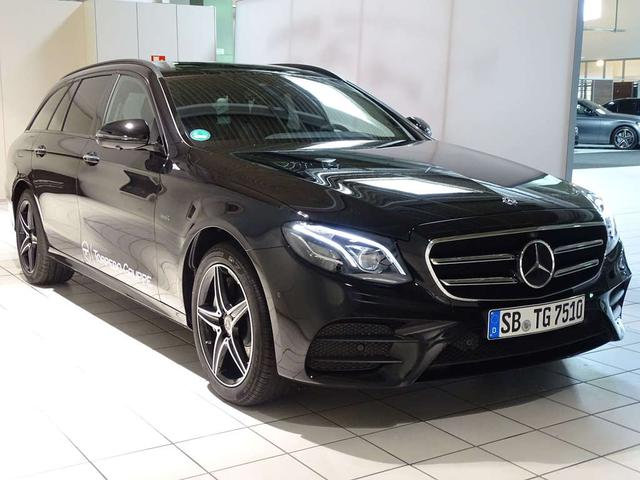 Mercedes-Benz E-Klasse T-Modell E 300 DE T AMG COMAND+MULTIBEAM+LED+NIGHT+PANO+D