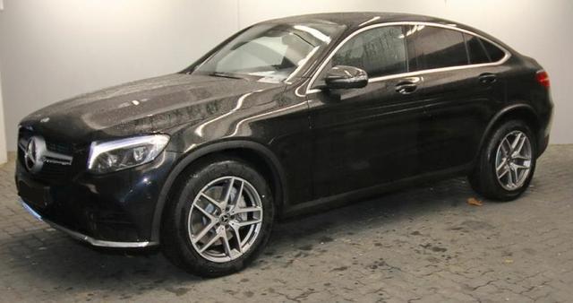 Mercedes-Benz GLC 250 4M COUPÉ AMG COMAND+LED+AHK+KEYLESS+PTS