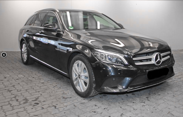 Mercedes-Benz C-Klasse C 200 T AVANTGARDE GARMIN®+LED+DISTR+KAMERA+KEYL