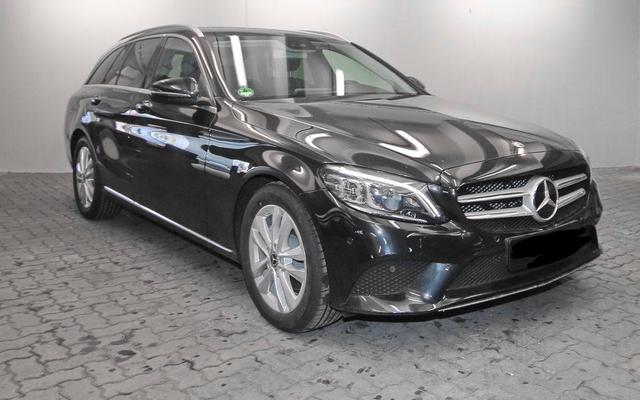 Mercedes-Benz C-Klasse C 200 T AVANTGARDE GARMIN®+LED+DISTR+KAMERA+KEYL