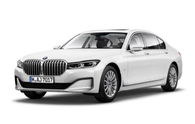 BMW 7er - 740d Ld xDrive Limousine Gestiksteuerung Head-Up