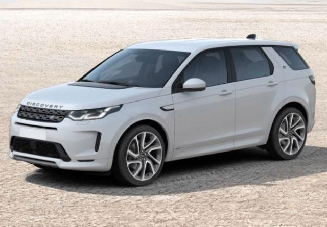 Land Rover Discovery Sport - D150 FWD Facelift 2019! SHZ.