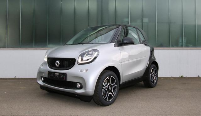 Smart ForTwo 52 KW TWINAMIC COOL & AUDIO-PAKET