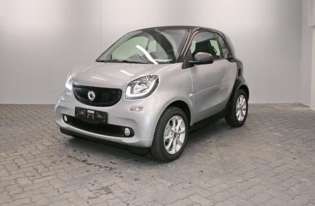 Smart ForTwo - 52 KW TWINAMIC COOL & AUDIO-PAKET