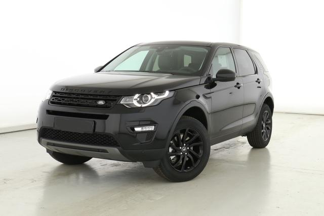 Land Rover Discovery Sport - 2.0l TD4 150PS SE BLACK EDITION Navigation Panorama