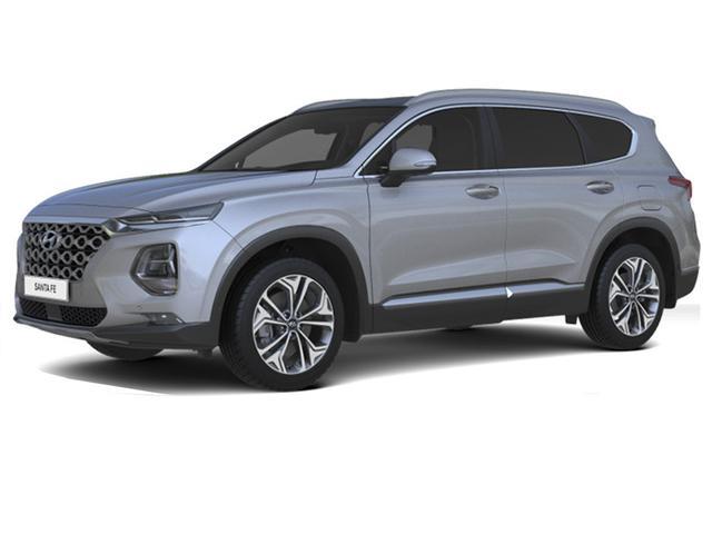 Hyundai Santa Fe - 2.2 CRDi 4WD Automatik Premium LED Navig Head Up