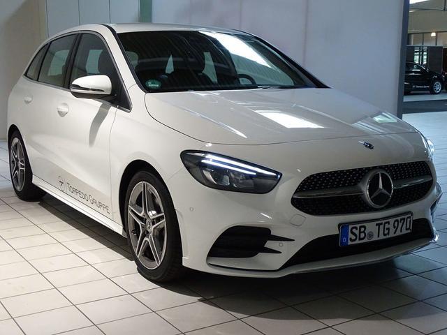 Mercedes-Benz B-Klasse B 220 4M AMG+NAVI+LED+NAVI+WIDESCREEN+AR+MBUX+PT