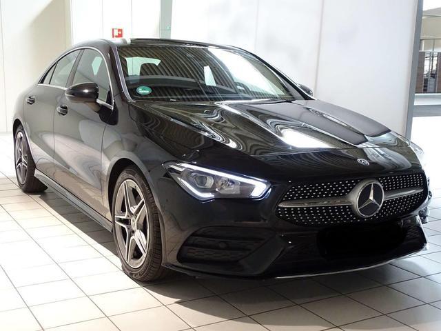 Mercedes-Benz CLA - 200 COUPÉ AMG LED Navi MBUX AR digitalesDisp