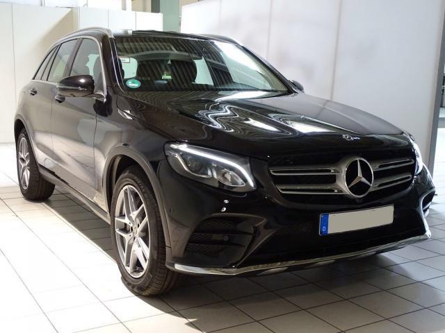 Mercedes-Benz GLC - 220 d 4M AMG Navi LED AHK PTS SHZ KLIMA EASY