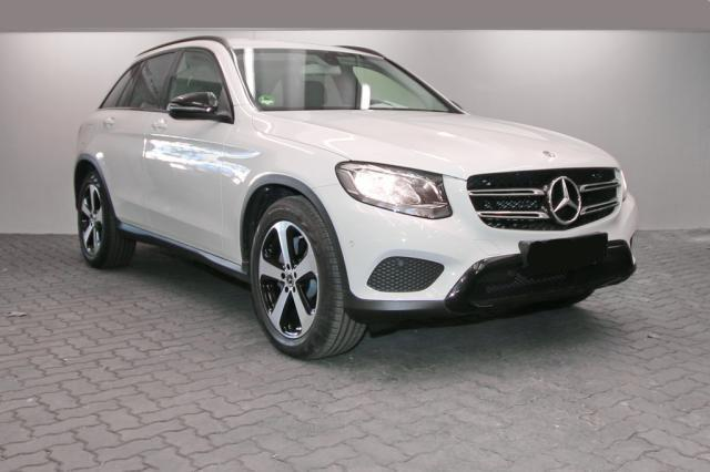 Mercedes-Benz GLC 220 d 4M EXCLUSIVE Navi+KAMERA+KEYLESS+PTS+S
