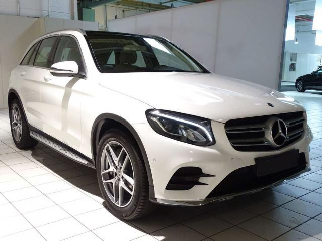 Mercedes-Benz GLC 250 4M AMG LED+PANO+KAMERA+KEYLESS+PTS+SHZ+K
