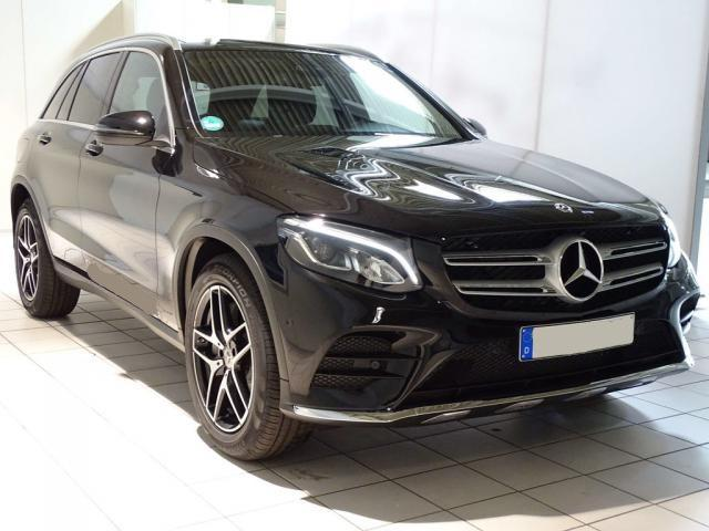 Mercedes-Benz GLC - 250 4M AMG Navi LED PANO KAMERA KEYLESS PTS