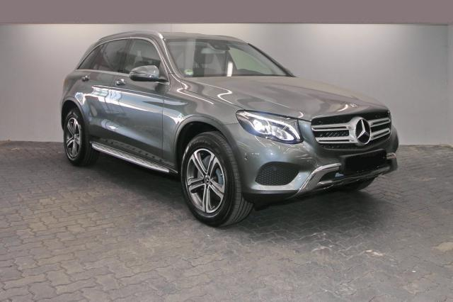 Mercedes-Benz GLC 250 d 4M Navi+LED+KAMERA+KEYLESS+PTS+SHZ+KLI