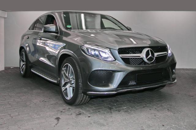 Mercedes-Benz GLE 350 d 4M COUPÉ NAVI+COMAND+LED+PANO+KEYLESS