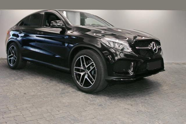 Mercedes-Benz GLE - 350 d 4M COUPÉ NAVI COMAND LED PANO AHK KEYL