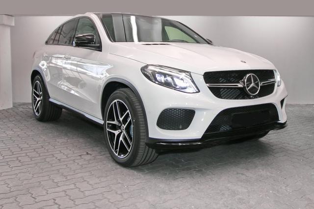 Mercedes-Benz GLE 350 d 4M COUPÉ AMG COMAND+LED+NIGHT+PANO+DIS