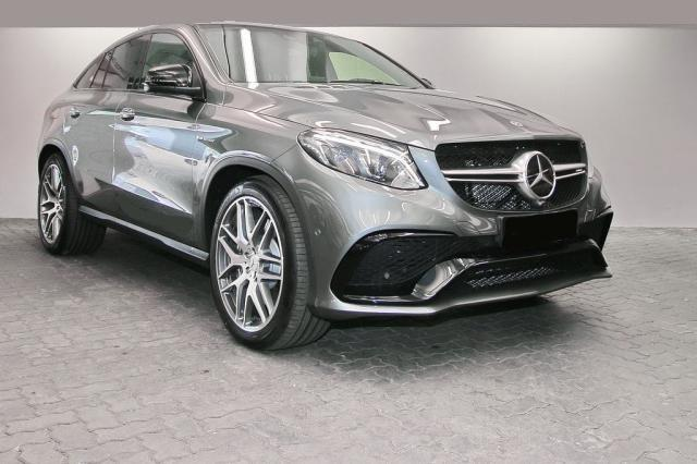 Mercedes-Benz GLE 63 AMG 4M COUPÉ NAVI+COMAND+LED+NIGHT+PANO+D