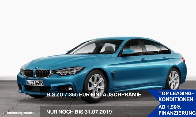 BMW 4er - 420d Gran Coupé Sportpaket Head-Up Var. Lenkung EURO 6