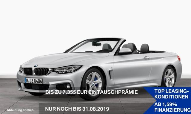 BMW 4er - 430i Cabrio Sportpaket M Sportbr. Head-Up DAB