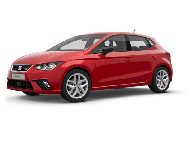 Seat Ibiza - FR 1.0 TSI 70KW (95PS) Climatronic Bluetooth 17 Zoll