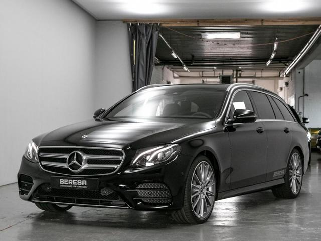 Mercedes-Benz E-Klasse T-Modell E 220 d AMG Spur-P. LED Widescreen